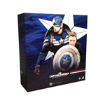 Captain America & Steve Rogers Set Empty Box
