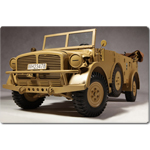 Jeep Horch 108 Type 1A yellow version