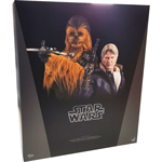 Star Wars : The Force Awakens - Han Solo & Chewbacca Pack