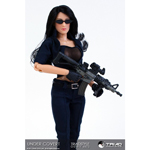 Under Covert (Navy) Female Outfit Set