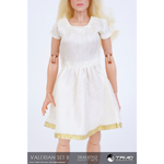Valerian (White) Female Outfit Set