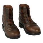 Heer Ankle Boots (Brown)