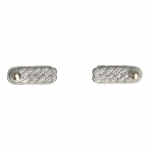 Panzer Officer Shoulders Tabs (Silver)