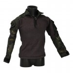 Crye Gen 3 Shirt (Black Multicam)