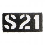 S21 Patch (Black)