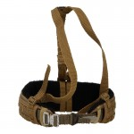 Molle A-Tacs FG Belt with Harness (Coyote)
