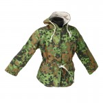 Fleece Elite Winter Reversible Jacket (Oak Leaf)