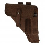 Leather Walther PPK Holster (Brown)