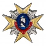 Diecast Order Of The Legion Of Honor Badge (Grey)