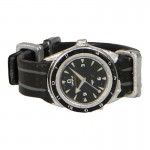 Omega Watch (Black)