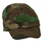 Female Baseball Cap (Woodland)