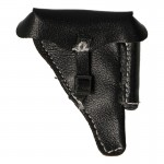 Leather P08 Holster (Black)