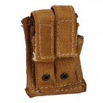 9mm Double Magazines Pouch (Coyote)
