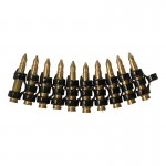 Diecast 5,56mm Bullet Chain (Gold)