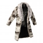 Fur Coat (Grey)
