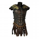 Diecast Body Armor (Bronze)