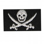 Pirate Patch (Black)