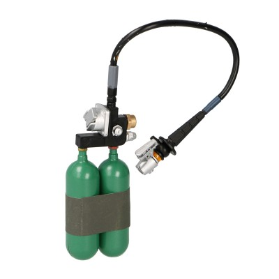 Halo Oxygen Tanks (Green)