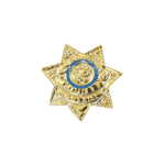 Sheriff Star (Type A)
