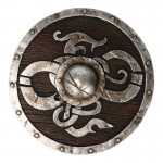 Viking Shield (Brown)