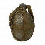 Worn Chinese Canteen (Olive Drab)