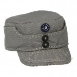 Eighth Route Army  Blue Sky Day Female Cap (Grey)
