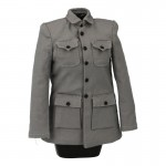 Female Eighth Route Army Jacket (Grey)