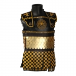 Greek Hoplite Linothorax Body Armor (Black)