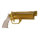 RIPD Deado Smith & Wesson 460V Custom Revolver (Gold)