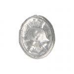 Diecast 1939 Wounded Badge (Silver)