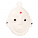 National Kid Mask (White)
