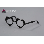 Female Glasses (Black)