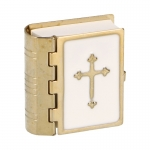 Diecast Holy Bible (Gold)