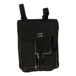 Leather M35 Map Case (Black)