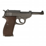 Walther P38 Pistol (Grey)