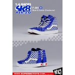 Sk8 Ver. 3.0 Shoes (Blue)