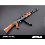 7,62mm AK47 Assault Rifle (Black)