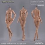 African Female Super Flexible Seamless Body (Small Bust)