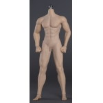 Caucasian Seamless Male Body