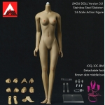 Asian Seamless Female Body (Middle Bust)
