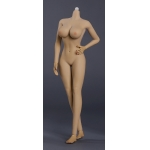 Hispanic Seamless Female Body (Large Bust)
