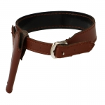 Belt with Holster (Brown)