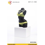 Female L Size Sexy Underwear (Yellow)