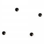 Buttons Set (Black)
