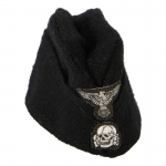 Elite Panzer Side Cap (Black)