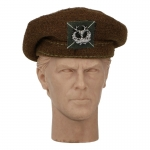 Gordons Bydand Black Watch Tam O' Shanter Hat (Brown)