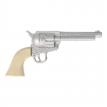 Single Action Army Artillery Colt Revolver (Silver)