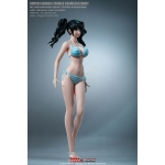 Caucasian Pale Female Anime Girl Super Flexible Seamless Body (Large Bust)