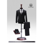 Western-Style Clothes Suit 2.0 Set (Black)