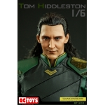 Tom Hiddleston Headsculpt